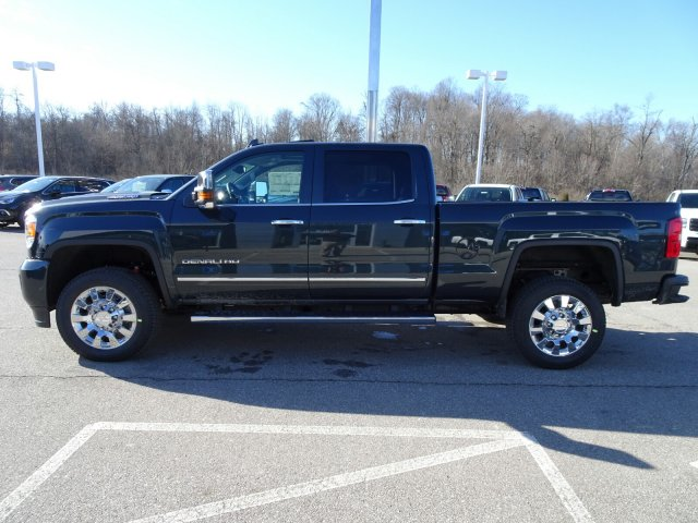 2018 Sierra 2500 Crew Cab 4x4, Pickup #X15997 - photo 11