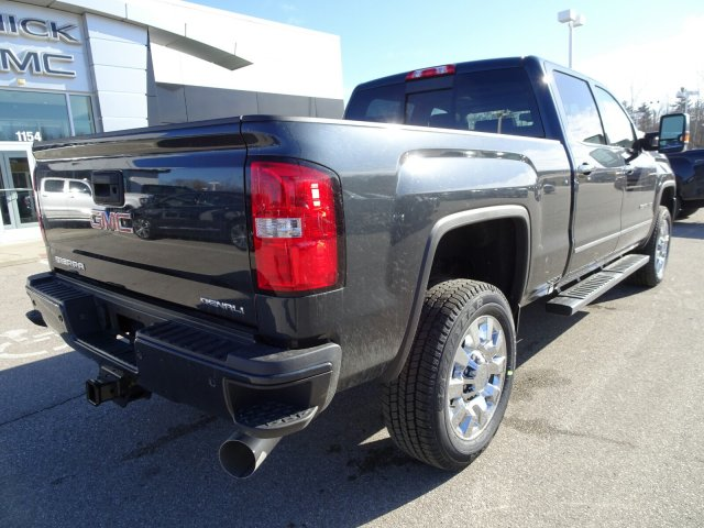 2018 Sierra 2500 Crew Cab 4x4, Pickup #X15997 - photo 2