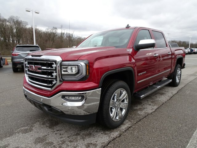 2018 Sierra 1500 Crew Cab 4x4, Pickup #X16003 - photo 10