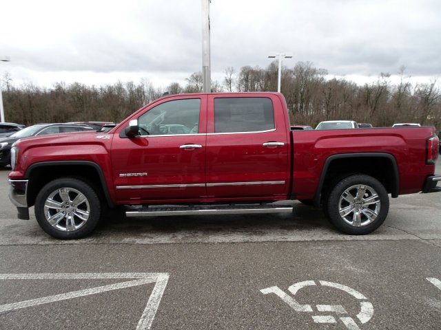 2018 Sierra 1500 Crew Cab 4x4, Pickup #X16003 - photo 11