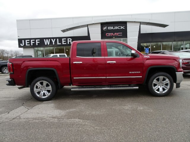 2018 Sierra 1500 Crew Cab 4x4, Pickup #X16003 - photo 3