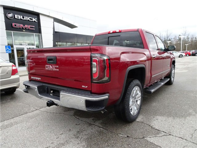 2018 Sierra 1500 Crew Cab 4x4, Pickup #X16003 - photo 2