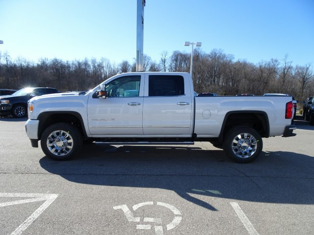 2018 Sierra 2500 Crew Cab 4x4, Pickup #X16034 - photo 10