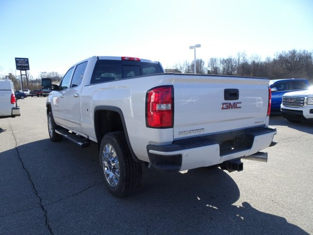 2018 Sierra 2500 Crew Cab 4x4, Pickup #X16034 - photo 11