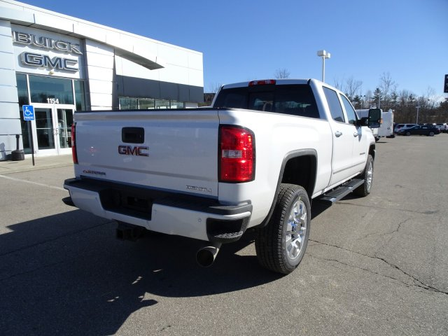 2018 Sierra 2500 Crew Cab 4x4, Pickup #X16034 - photo 2