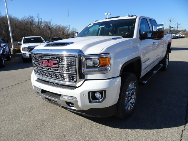 2018 Sierra 2500 Crew Cab 4x4, Pickup #X16034 - photo 9