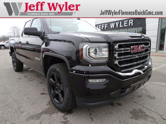 2018 Sierra 1500 Extended Cab 4x4, Pickup #X16043 - photo 1