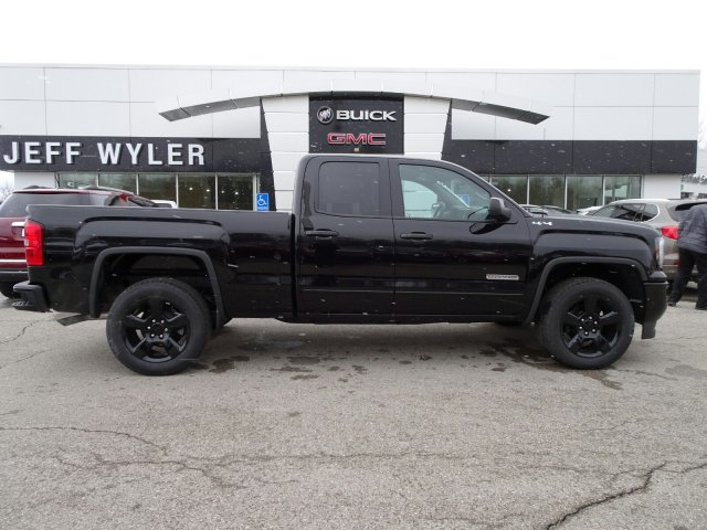 2018 Sierra 1500 Extended Cab 4x4, Pickup #X16043 - photo 3
