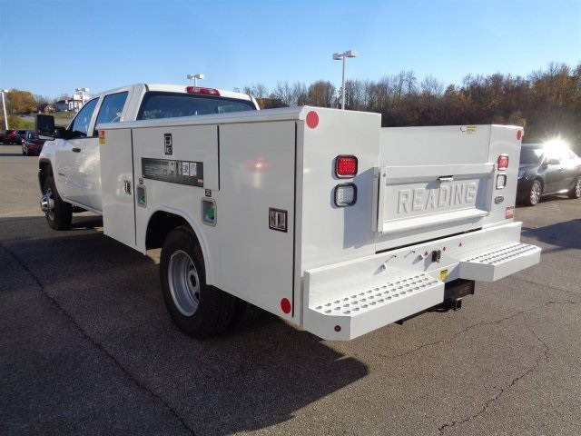 2016 Sierra 3500 Crew Cab, Reading Service Body #X20489 - photo 10