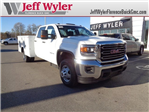 2016 Sierra 3500 Crew Cab, Reading Service Body #X20489 - photo 1