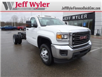 2017 Sierra 3500 Regular Cab DRW 4x4 Cab Chassis #X20492 - photo 1