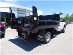 2017 Sierra 3500 Regular Cab DRW 4x4, Rugby Dump Body #X20498 - photo 1