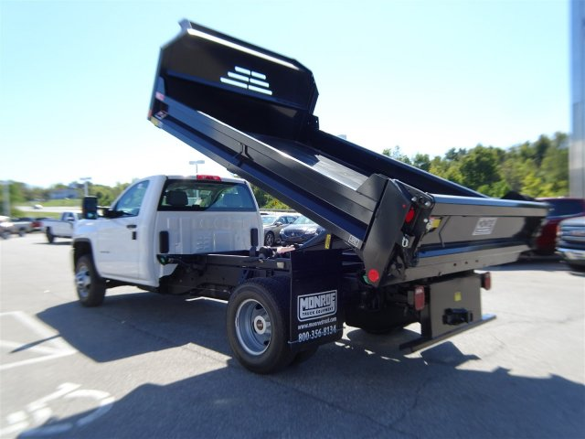 2018 Sierra 3500 Regular Cab DRW 4x4 Dump Body #X20529 - photo 13