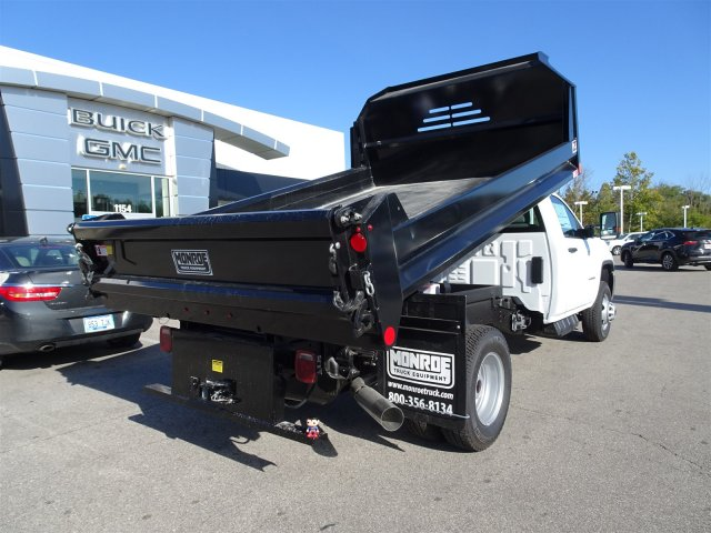 2018 Sierra 3500 Regular Cab DRW 4x4 Dump Body #X20532 - photo 2