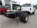 2018 Sierra 3500 Regular Cab DRW 4x4, Cab Chassis #X20538 - photo 1