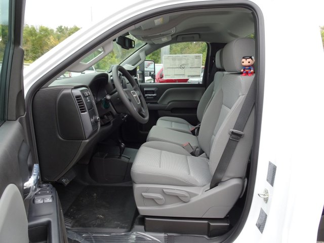 2018 Sierra 3500 Regular Cab DRW 4x4, Platform Body #X20540 - photo 3