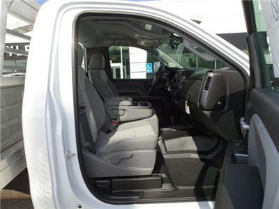 2018 Sierra 3500 Regular Cab DRW 4x4, Platform Body #X20540 - photo 17