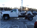 2018 Sierra 3500 Regular Cab DRW 4x4 Cab Chassis #X20560 - photo 11