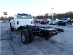 2018 Sierra 3500 Regular Cab DRW 4x4 Cab Chassis #X20560 - photo 12