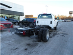 2018 Sierra 3500 Regular Cab DRW 4x4 Cab Chassis #X20560 - photo 2