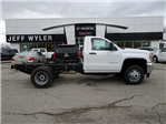 2018 Sierra 3500 Regular Cab DRW 4x4, Cab Chassis #X20571 - photo 1