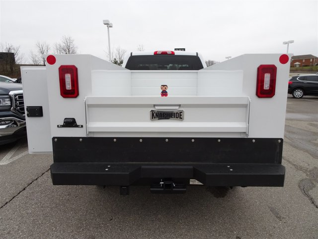 2018 Sierra 2500 Extended Cab 4x4, Service Body #X20584 - photo 12
