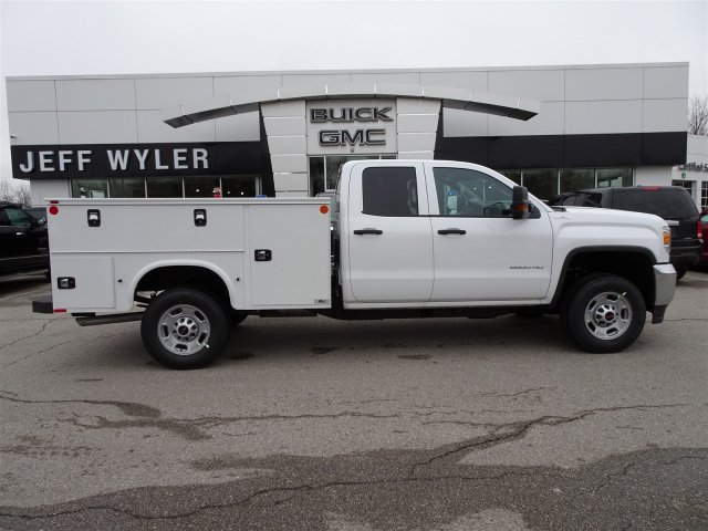 2018 Sierra 2500 Extended Cab 4x4, Service Body #X20584 - photo 3