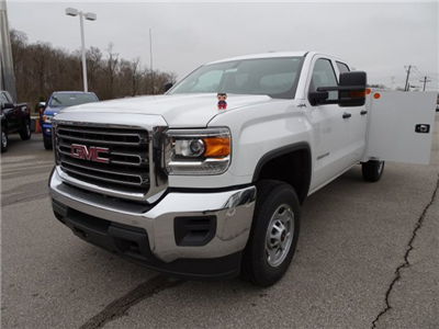 2018 Sierra 2500 Extended Cab 4x4, Service Body #X20584 - photo 10