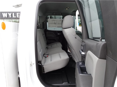 2018 Sierra 2500 Extended Cab 4x4, Service Body #X20584 - photo 14