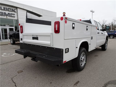 2018 Sierra 2500 Extended Cab 4x4, Service Body #X20584 - photo 2