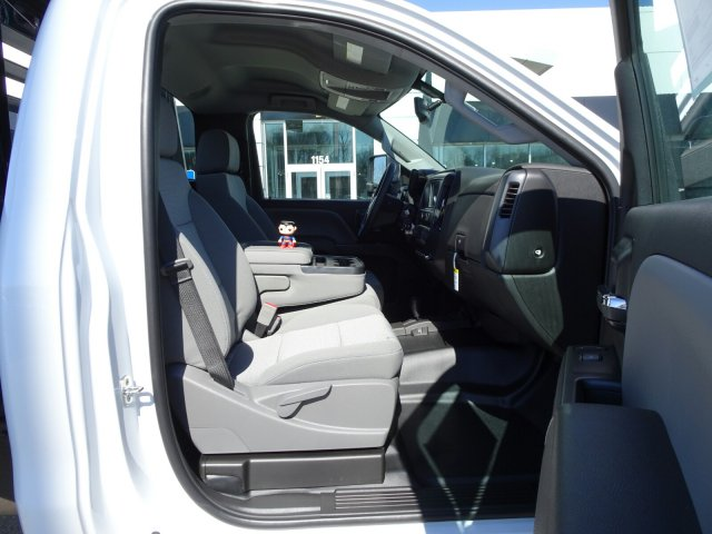 2018 Sierra 3500 Regular Cab DRW 4x4, Platform Body #X20586 - photo 15