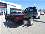 2018 Sierra 3500 Regular Cab DRW 4x4, Platform Body #X20586 - photo 1