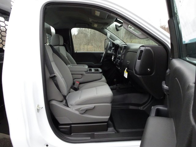 2018 Sierra 3500 Regular Cab DRW 4x4, Platform Body #X20591 - photo 12
