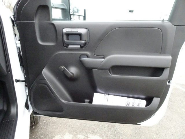 2018 Sierra 3500 Regular Cab DRW 4x4, Platform Body #X20591 - photo 13