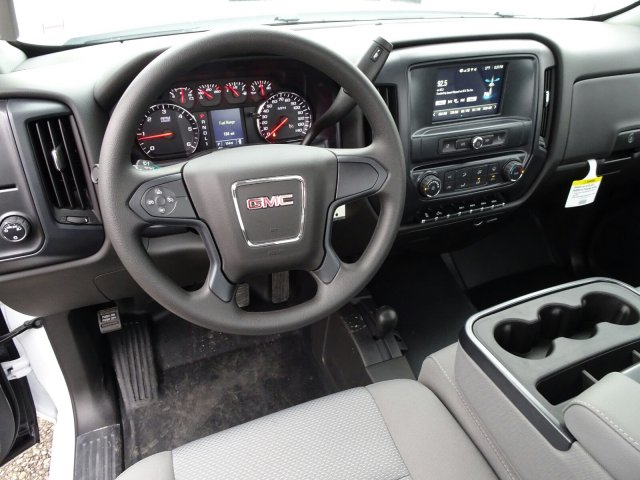 2018 Sierra 3500 Regular Cab DRW 4x4, Platform Body #X20591 - photo 7