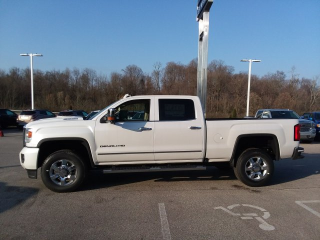 2018 Sierra 3500 Crew Cab 4x4, Pickup #X20592 - photo 9