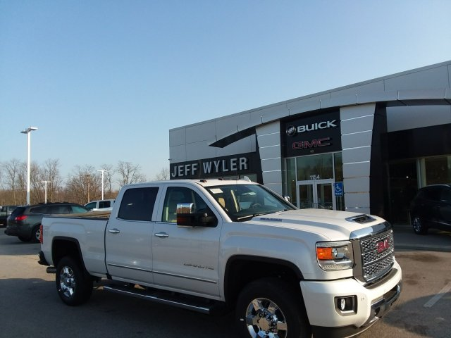 2018 Sierra 3500 Crew Cab 4x4, Pickup #X20592 - photo 3