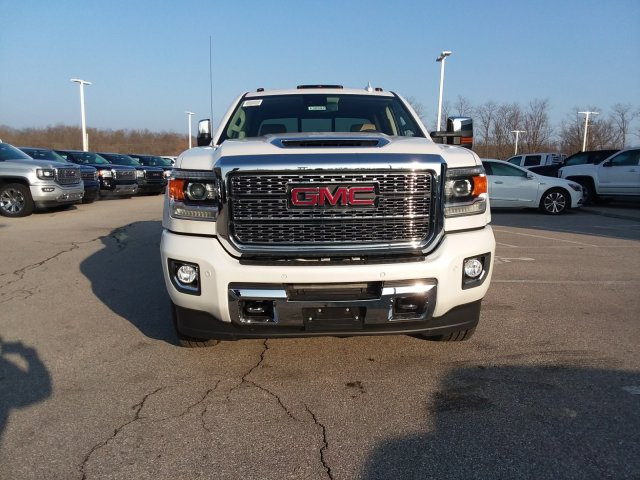 2018 Sierra 3500 Crew Cab 4x4, Pickup #X20592 - photo 4