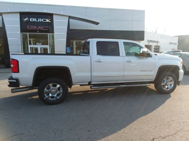 2018 Sierra 3500 Crew Cab 4x4, Pickup #X20592 - photo 8