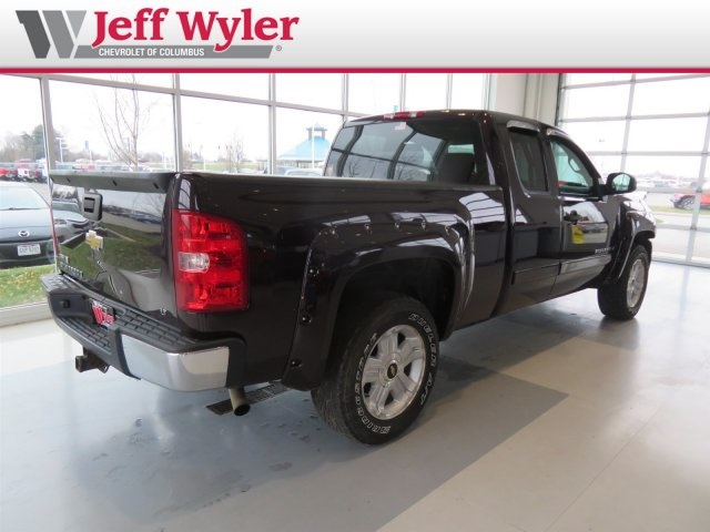 2008 Silverado 1500 Extended Cab 4x4,  Pickup #5630454A - photo 2