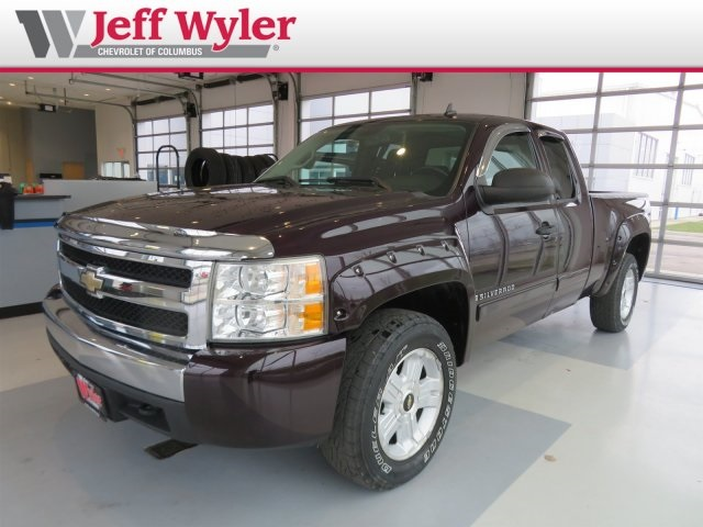 2008 Silverado 1500 Extended Cab 4x4,  Pickup #5630454A - photo 3