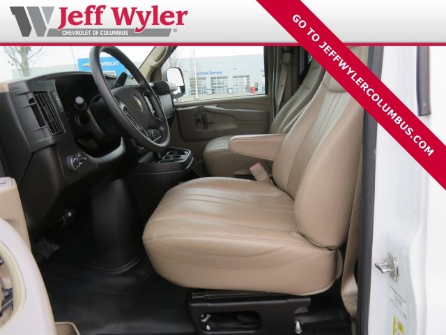2014 Express 2500 4x2,  Upfitted Cargo Van #5643365A - photo 1