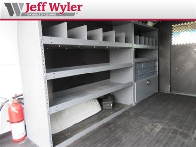 2014 Express 2500 4x2,  Upfitted Cargo Van #5643365A - photo 2