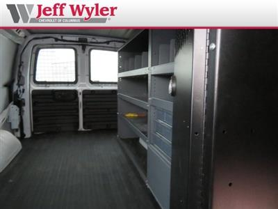 2014 Express 2500 4x2,  Upfitted Cargo Van #5643365A - photo 8