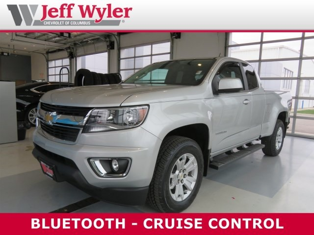 2018 Colorado Extended Cab 4x2,  Pickup #5643452A - photo 4