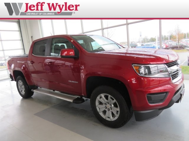 2016 Colorado Crew Cab 4x4,  Pickup #5643479A - photo 1