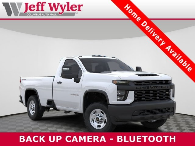 2020 Chevrolet Silverado 2500 Regular Cab 4x4, BOSS Pickup #5690003 - photo 1