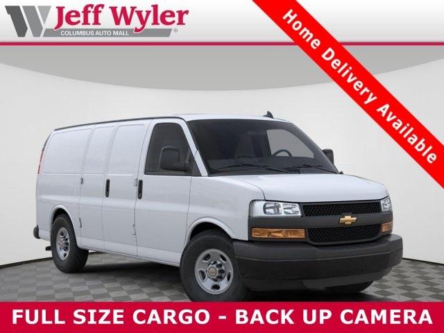 2020 Chevrolet Express 2500 4x2, Masterack Empty Cargo Van #5690012 - photo 1