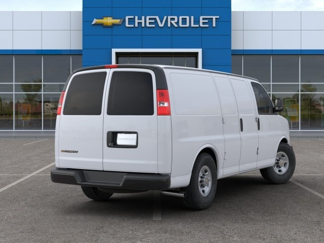 2020 Chevrolet Express 2500 4x2, Masterack Empty Cargo Van #5690013 - photo 1