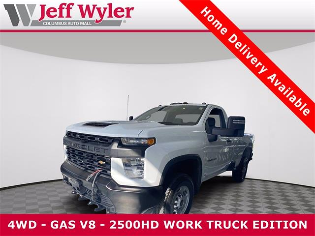 2020 Chevrolet Silverado 2500 Regular Cab 4x4, BOSS Pickup #5690015 - photo 1